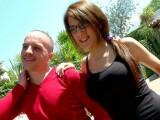 Les premiers orgasmes filmés d'un jeune couple amateur